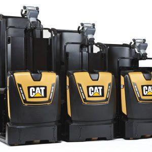 Gamma commissionatori elettrici Caterpillar